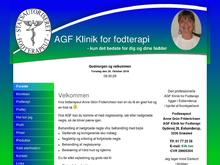 Agf's Klinik For Fodterapi v/Anne Friderichsen